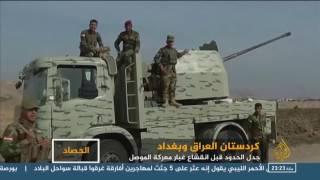 مخاوف من رسم إقليم كردستان حدودا جديدة