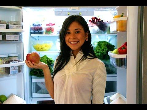 Como Lavar y Guardar Fruta y Verdura