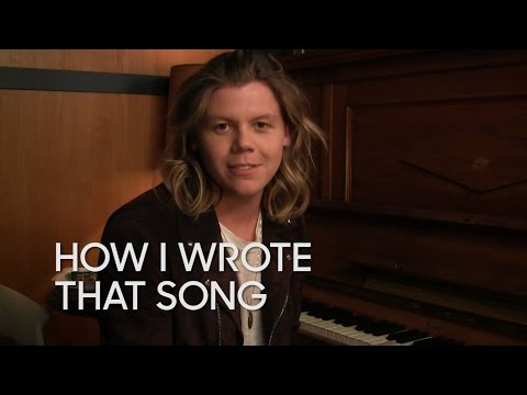 """How I Wrote That Song: Conrad Sewell """"Remind Me"""""""