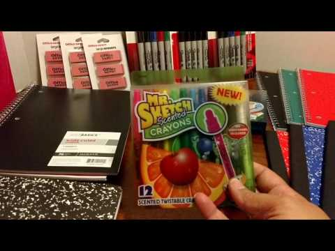 Office Depot/Office Max Haul: Penny Deals Are Back!