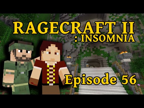 Minecraft - RageCraft II: Insomnia - Team B.S. goes Sewer Shark