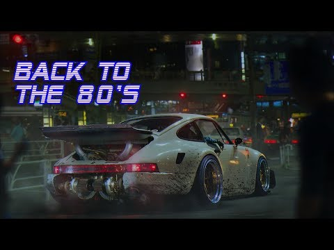 'Back To The 80's' | Best of Synthwave And Retro Electro Music Mix for 1 Hour | Vol. 13