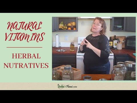 Herbal Nutritive for Health ~ Natural Remedies ~ Detox Lifestyle