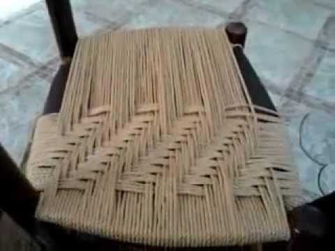 Asiento de silla youtube - Como arreglar el asiento de una silla ...