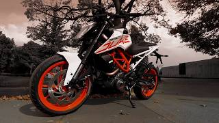 is the ktm 390 duke really ready to race?