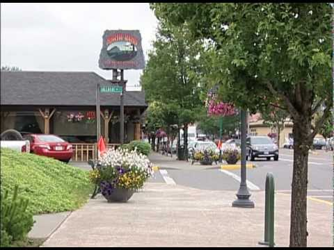Small Town King County - North Bend