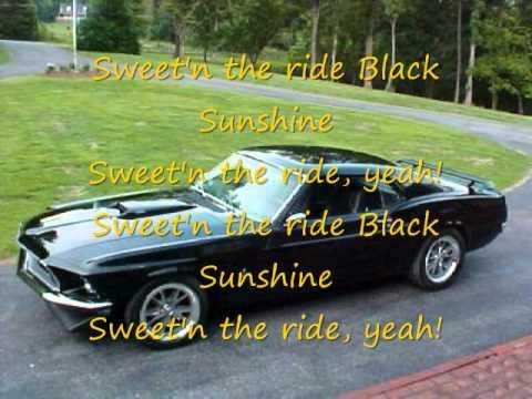 Black sunshine White zombie lyrics
