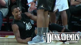 Bone Collector Breaks Trey Songz Ankles : GAME Refuses to Play Defense
