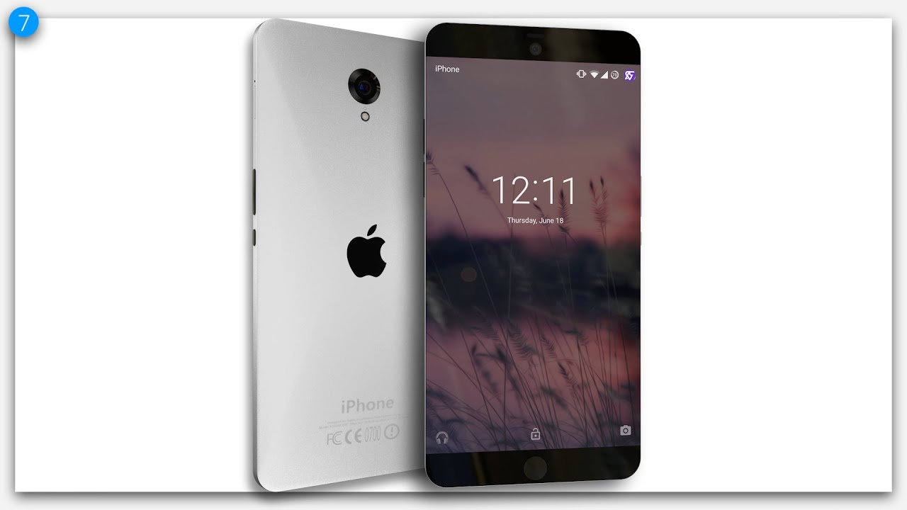Official iPhone 7 Concept 2015 - YouTube