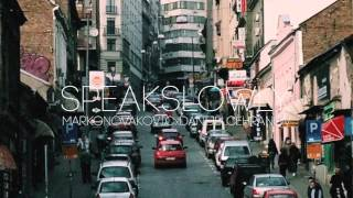 Marko Novaković x Danijel Čehranov  - Speak Slowly (Original Mix)