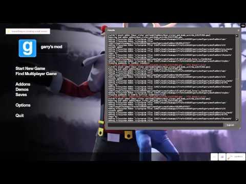 Gmod Script Errors Website [FIX]