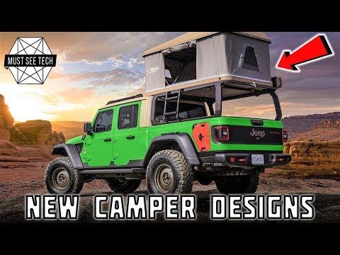 10 Latest Camper Designs that Establish Modern Overlanding Standards