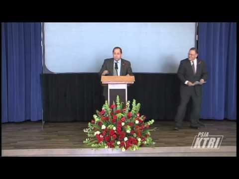 Alfred Sorensen Elementary School Dedication Ceremony - Pt. 1