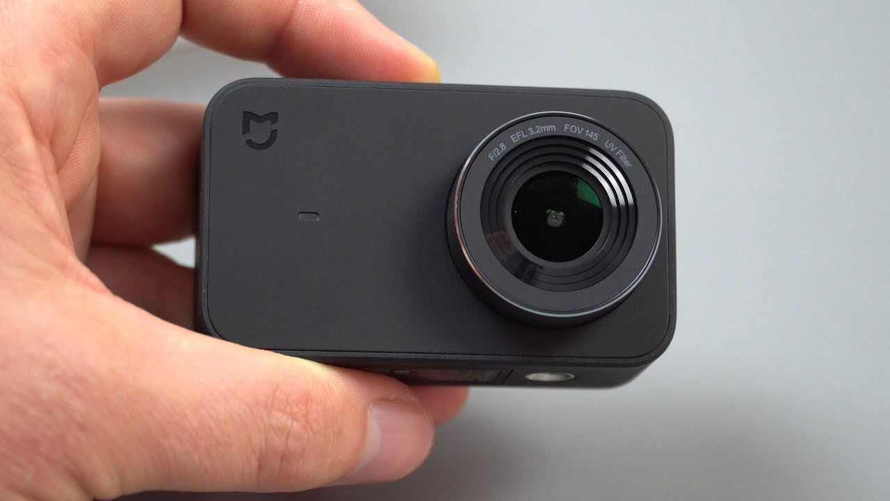 Xiaomi Mijia 4k Action Camera Review - Great For The Price ...