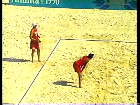 Olympics Beach Volleyball, From YouTubeVideos