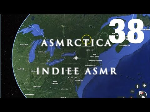 ASMR Whisper GeoStalkr Google Earth Searching Game, collab with Indiee ASMR