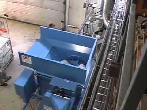 Compactadora Estatica Reciclaje Con Tornillo