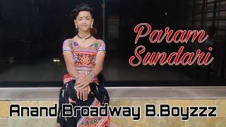 Param Sundari   Shree   Anand Broadway Choreography   Kriti Sanon   Mimi Images