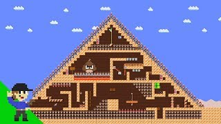 Level UP: Mario vs the Great Pyramid of Goomba