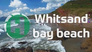 Whitsand bay beach   Cornwall