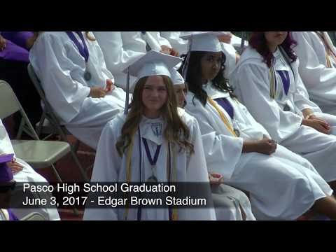2017 Pasco High School Graduation