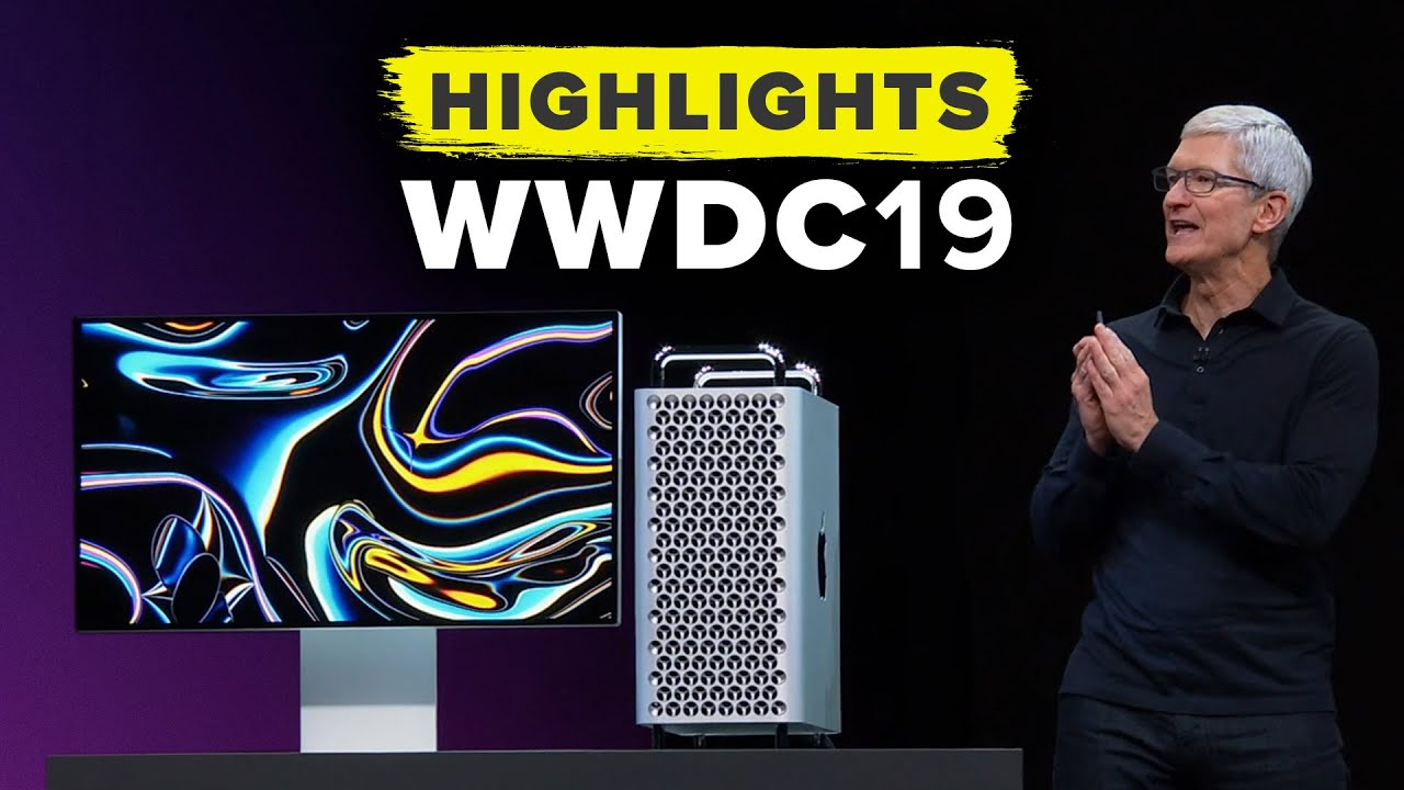 Apple's WWDC19 keynote in 12 minutes