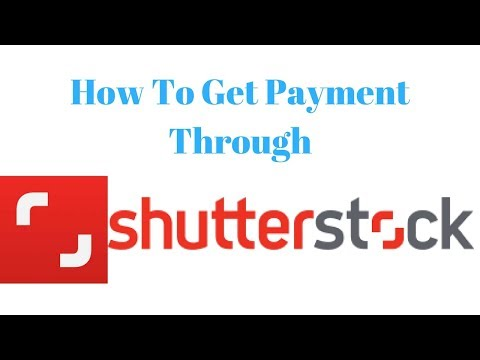 How You Will Paid By Shutterstock For Your Images| Shutterstock Payment Method | Hindi