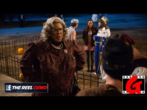 Review (sort of):  Boo! A Madea Halloween