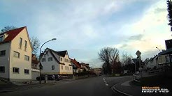 D: Gemeinde Neunkirchen a.Sand. Landkreis Nürnberger Land. Ortsdurchfahrt. November 2015