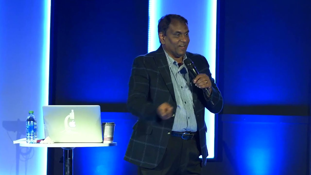 Dr Pepe Ramnath | Reprogramming Through God's Science of Worship | Reprogram Conference