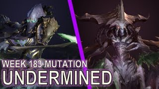 Starcraft II: Undermined [Time Stop, Hammer Time!]