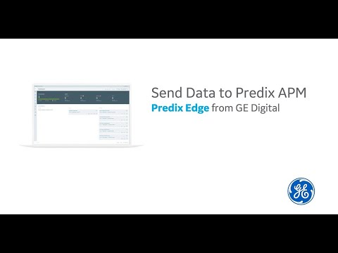 Send Data to Predix APM