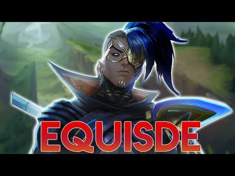GAMEPLAY DE CALIDAD CON KAYN | League of Legends thumbnail