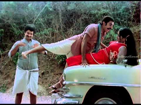 Katta Vandi Katta vandi Hd video songs download [1982] | Sakalakala Vallavan | Ilaiyaraaja | S. P. Muthuraman | Kamal Haasan, Ambika
