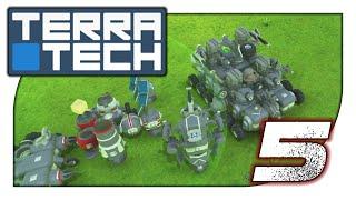TerraTech *First Taste* - 5. Spoils of War!