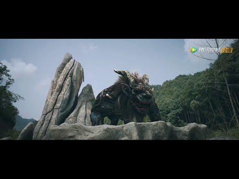 Clip   探险小分队找到秘境,为夺法宝与凶猛古兽大战!【秘境古兽 Mysterious Ancient Beasts】