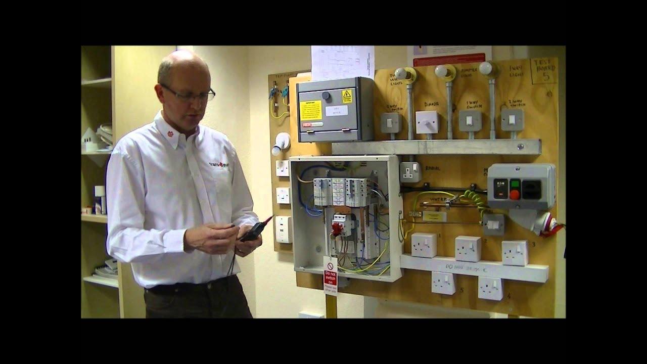 Safe Isolation of a Three-Phase Distribution Unit - YouTube