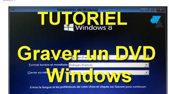 [TUTO] Créer un DVD d'installation Windows 7, 8, 10