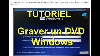 [TUTO] Créer un DVD d'installation Windows 7, 8, 10