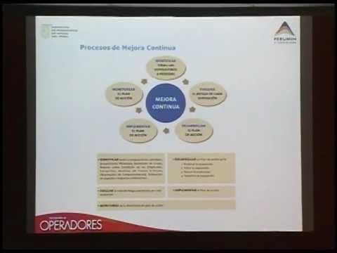 Aplicación del sistema de gestión Hochschild Mining Dnv