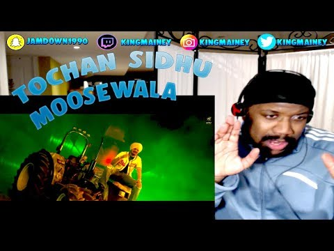 (PUNJABI)Tochan (Full Video) | SIDHU MOOSEWALA | BYG BYRD | SONIA MAAN | Humble Music REACTION!!
