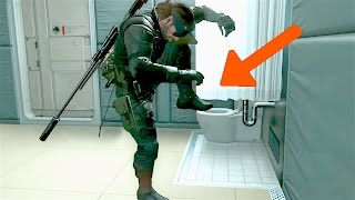 MGSV: Phantom Pain - Paz Room Secrets (Metal Gear Solid 5)