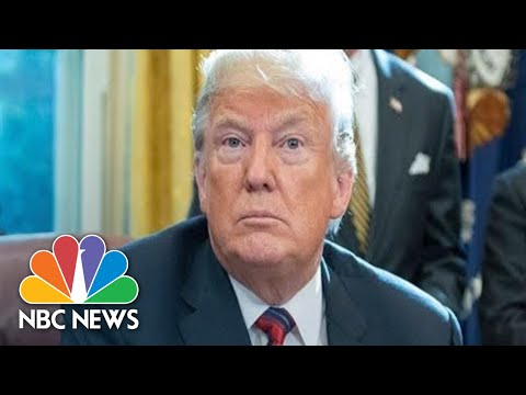 President Donald Trump Speaks About Pipe Bombs Sent To Democrats | NBC News