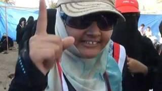 الى الرئيس اليمني  من بنت الحديدة
