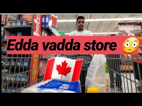 Grocery Store In Canada