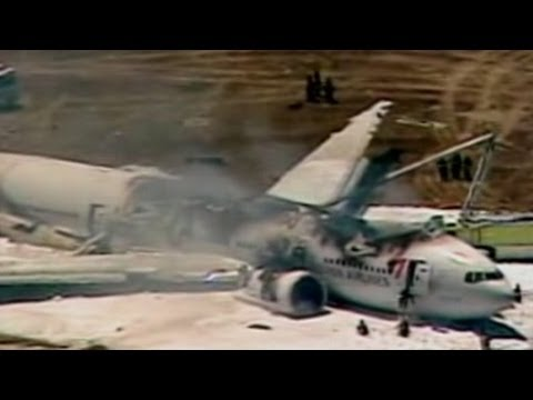 Asiana Airlines Crash: