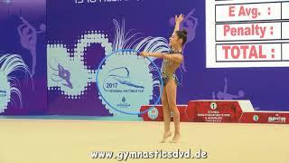 Alya Karadeniz (TUR) - 2006 - 08 - Istanbul Ryhtmic Cup 2017