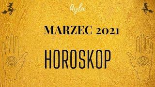 🌷 🔮✨ Horoskop MARZEC 12 znaków zodiaku 💫   HD 720p