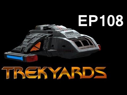 Trekyards EP108 - Danube Class Runabout