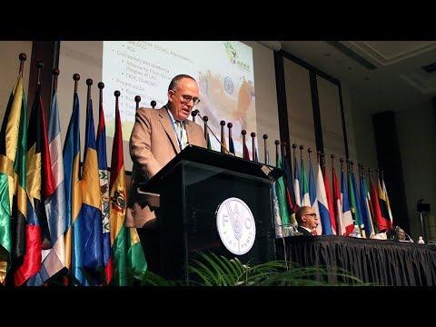 Resultados de la FAO en América Latina y el Caribe 2016-2017 y prioridades para 2018-2019